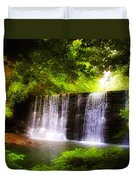 Wondrous Waterfall Duvet Cover