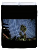 Wonky Star Trails Duvet Cover