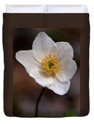 Wood Anemone 3 Duvet Cover