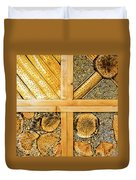 Insect Hotel #1 Duvet Cover