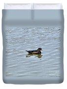 Wood Duck 2 Duvet Cover