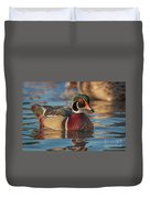 Wood Duck 4 Duvet Cover