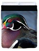 Wood Duck On The Delaware - 27fullsizerender Duvet Cover