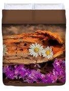 Wood - Id 16235-142749-1958 Duvet Cover