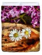 Wood - Id 16235-142752-5578 Duvet Cover