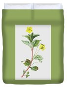 Wood Loosestrife Duvet Cover