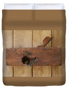 Wood Plane 3 Duvet Cover