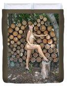 Wood Shed 269 Duvet Cover