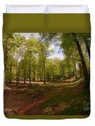Woodbury Castle Duvet Cover