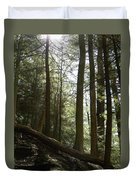 Wooded Serenity Duvet Cover