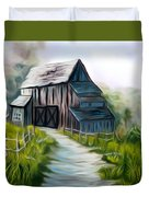 Wooden Barn Dreamy Mirage Duvet Cover