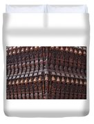 Wooden Ratha Duvet Cover
