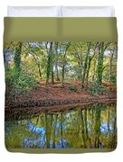 Woodland Canal 2 Duvet Cover