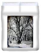 Woodland Fluff Duvet Cover