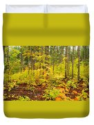 Woodland Panorama Duvet Cover