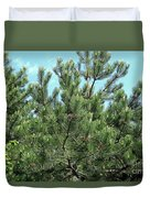 Woodland Pines Duvet Cover