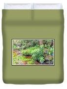 Woodland Stream Forest Interior Duvet Cover