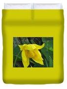 Woodland Tulip Duvet Cover