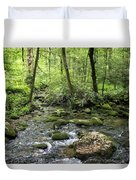 Woods - Creek Duvet Cover