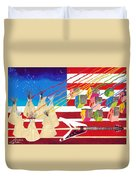 Woodstock Nation Duvet Cover