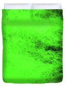 Wool Green Duvet Cover