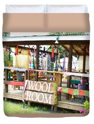 Wool Room 1 Duvet Cover