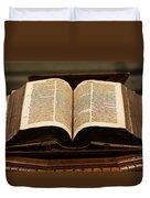 Word Of God Duvet Cover