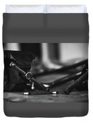 Workbench  Duvet Cover