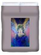 Working With Archangels Duvet Cover
