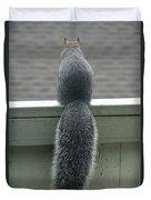 World Class Squirrel Tail Duvet Cover