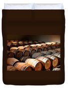 World-class Wine Is Made In California Duvet Cover by Christine Till