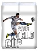 World Cup 2018 Duvet Cover