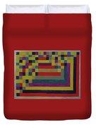 World Flag Duvet Cover