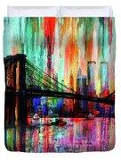 World Trade Center 01 Duvet Cover