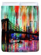 World Trade Center 01 Duvet Cover