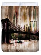 World Trade Center Duvet Cover