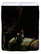 World Traveler Pinocchio Duvet Cover