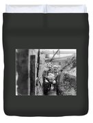 World War I: France Duvet Cover