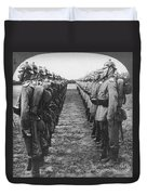World War I: German Troop Duvet Cover