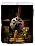 World's First 'fighter' Aircraft 1914 Duvet Cover