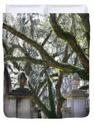 Wormsloe Welcome Duvet Cover
