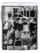 Worth Ave Reflections 0503 Duvet Cover