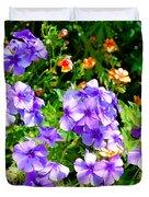 Wp Floral Study 2 2014 Duvet Cover