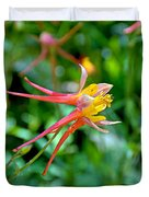 Wp Floral Study 3 2014 Duvet Cover