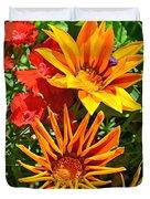 Wp Floral Study 5 2014 Duvet Cover