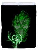 Wraith Duvet Cover
