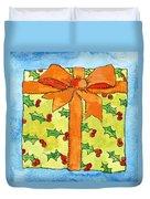 Wrapped Gift Duvet Cover