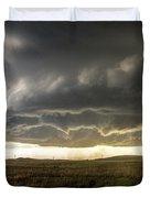 Wray Colorado Tornado 021 Duvet Cover