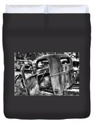 Wrecking Yard Study 11 Duvet Cover