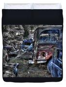 Wrecking Yard Study 13 Duvet Cover